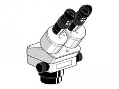 Binoculaire Zoom Stereokop:vergr. 7x tot 45x