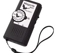 Bat-detector Magenta Heterodyne