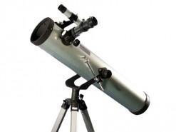 Junior Spiegeltelescoop 76/700 in koffer