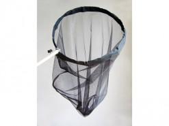 Vlindernet - zwart - 30 cm. - compleet