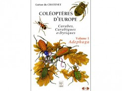 Coleopteres d'Europe vol. 1 Adephaga