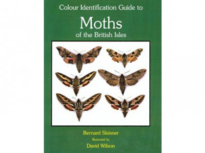 Colour Identification Guide to Moths 1