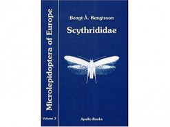 Mircolep. of Europe vol. 2 Scythiridae