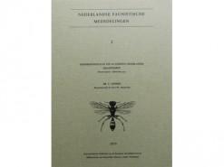 Verspreidingsatlas 64 soorten Graafwespen