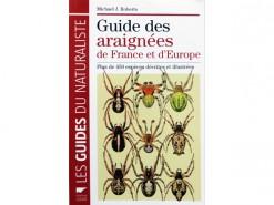 Guide des araignees de France et d'Europe