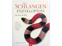 Die Schlangenenzyklopedie - Alle Arten der Welt