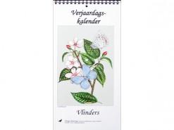 Verjaardagskalender Vlinders