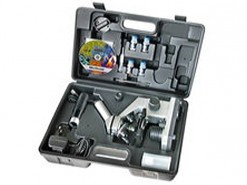 Bresser Junior Microscoopset met koffer
