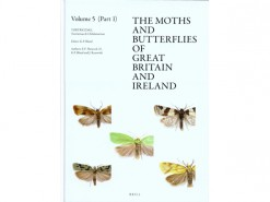 9.545a moths and butterfies GB and Ireland vol. 5a