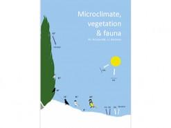 KNNV09 microclimate, vegetation fauna