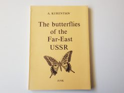 ZZ11 The butterflies of the far east USSR