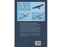 KNNV44 Roofvogels van Europa,Noord-Afrika en Midden Oosten achterkant