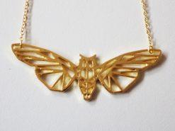 ketting-nachtvlinder-goud