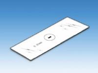 Objectmicrometer 1 mm. 100 delen