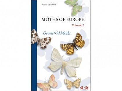 Moths of Europe. Vol