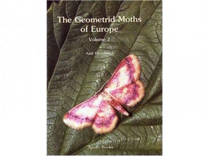Geometrid Moths of Europe  vol