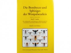 Die Bombyces - Sphinges der Westpalearktis vol. 4