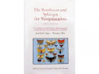 Die Bombyces – Sphinges der Westpalearktis vol