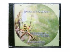 Spinnen van de Benelux - CDrom