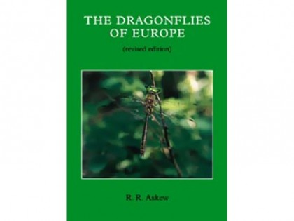 The Dragonflies of Europe – Askew 1