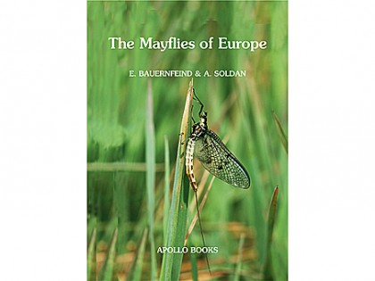 The Mayflies of Europe 1