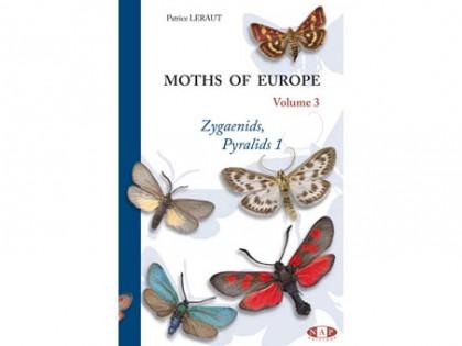 Moths of Europe vol