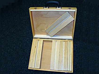 Koffer voor spanplanken 1