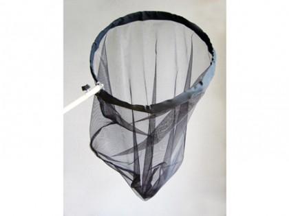 Vlindernet – zwart – 50 cm
