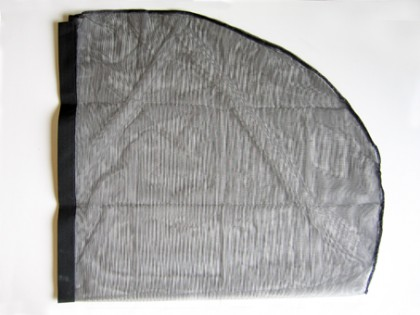 Alleen het zwarte net – 40 cm
