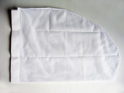 Alleen het witte net – 40 cm