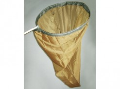 Vlindernet - khaki/groen - 50cm. - compleet