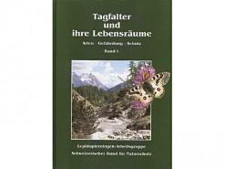 Tagfalter und ihre Lebensraume Bd. 1