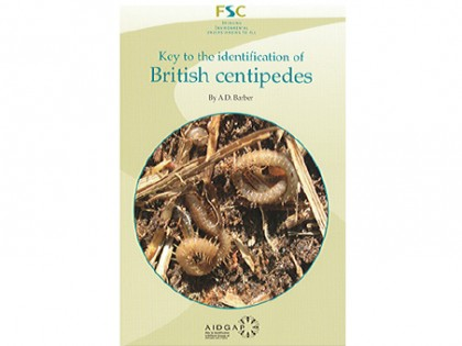 Key to the identification of British centipedes 1