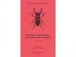 Host plants of British Beetles