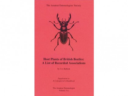 Host plants of British Beetles 1