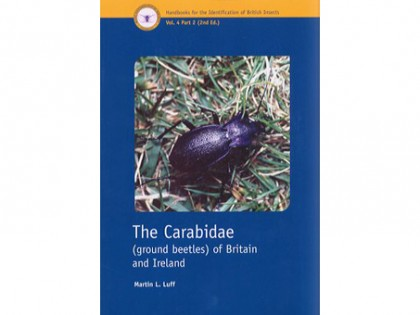 The Carabidae (ground beetles) of Britain and Irel 1