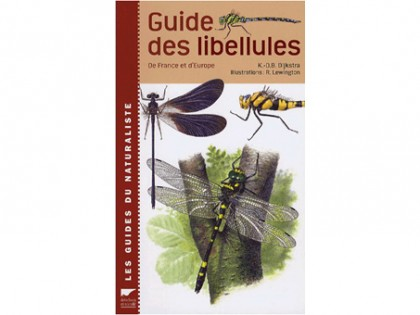 Guide des libellules de France et d'Europe 1