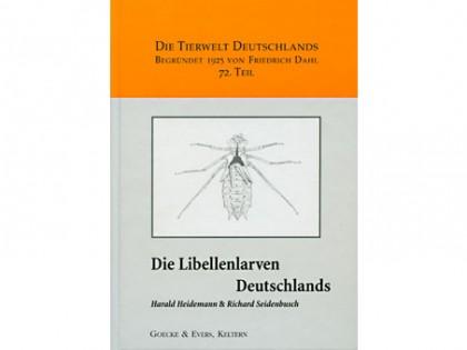 Die Libellenlarven Deutschlands 1