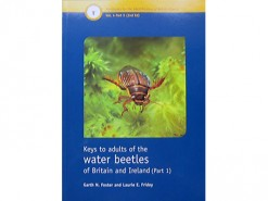 Keys to adults of the water beetles. (part 1)