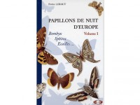 Papillons de Nuit d'Europe vol. 1