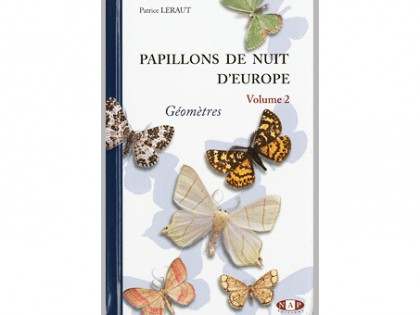 Papillons de nuit d'Europe vol