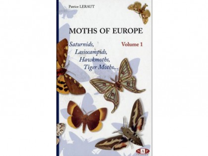Moths of Europe. Vol