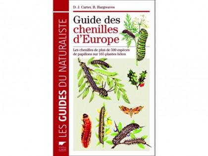 Guide des chenilles d'Europe 1