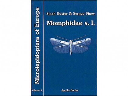 Microlep. of Europe vol. 5 Momphidae s.1