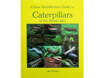 Colour Identification Guide to Caterpillers 1
