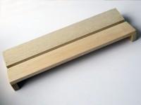 Balsahouten spanplank 12mm.