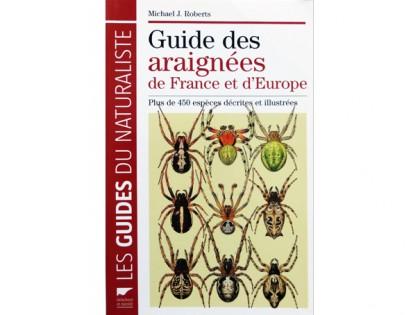 Guide des araignees de France et d'Europe 1
