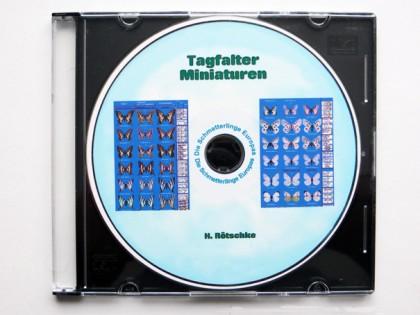 Erganzung zur Tagfalter CD 1
