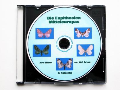 CDrom: Die Eupithecien Mitteleuropas 1