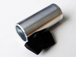 Adapter voor beugel - 16 mm.